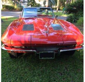 1963 Chevrolet Corvette Convertible for sale 100968210