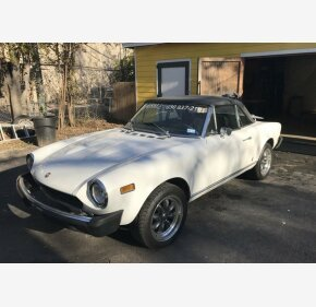 1976 Fiat Spider For 100969136