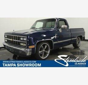 1986 Chevrolet C/K Truck for sale 100969282