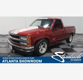 1992 Chevrolet Silverado 1500 2WD Regular Cab for sale 100970133