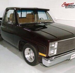 1985 Chevrolet C/K Truck 2WD Regular Cab 1500 for sale 100972809