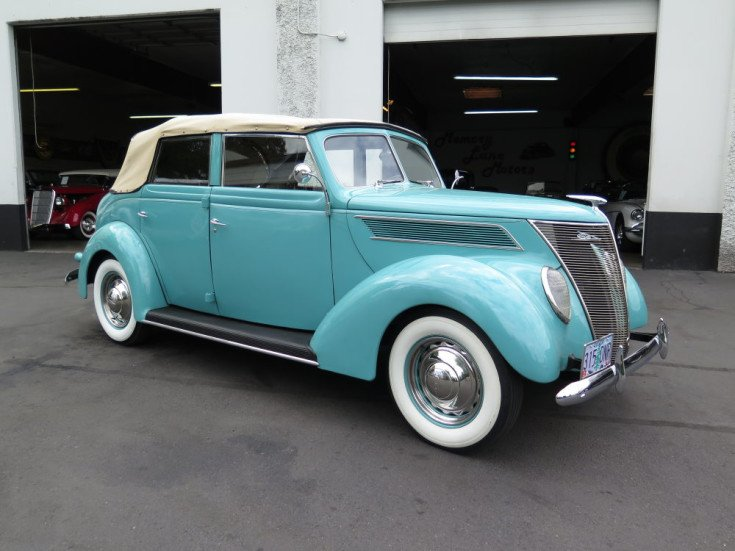 1937 Ford Other Ford Models For Sale Near Portland Oregon 97202