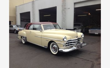 1950 Chrysler Windsor for sale 100974631