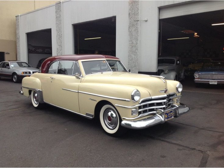 1950 Chrysler Windsor For Sale Near Portland Oregon 97202
