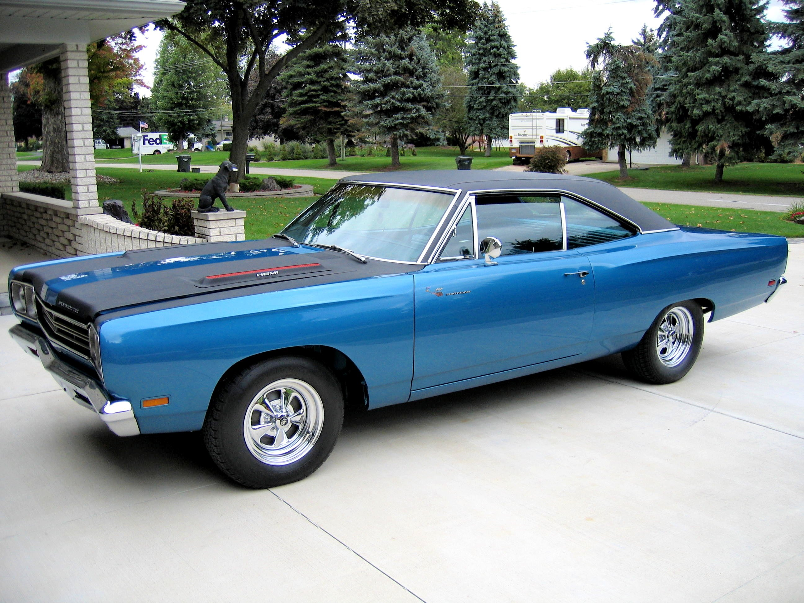 1969 plymouth roadrunner classics for sale classics on autotraderPlymouth I Have A 68 Roadrunner 383 4sp It Has Electronic #1