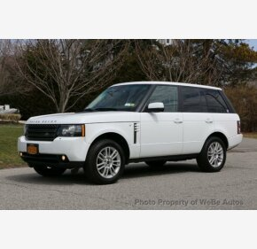 2012 Land Rover Range Rover HSE for sale 100975342