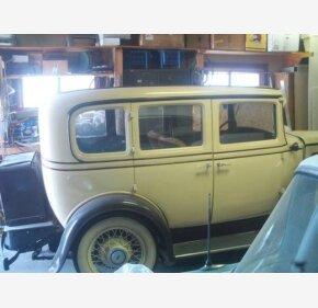 1931 Chevrolet Other Chevrolet Models for sale 100976750