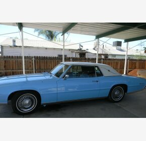 1967 Ford Thunderbird Classics For Sale Classics On Autotrader