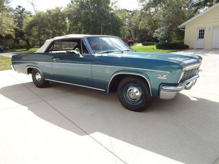 1966 Chevrolet Impala for sale near Sarasota, Florida 34233