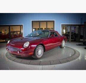 2004 Ford Thunderbird for sale 100979254