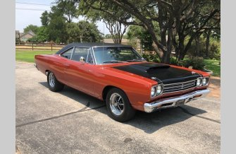 1969 Plymouth Roadrunner for sale 100980030