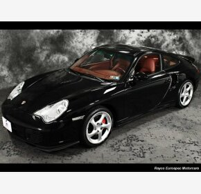 2001 Porsche 911 Turbo Coupe for sale 100981232