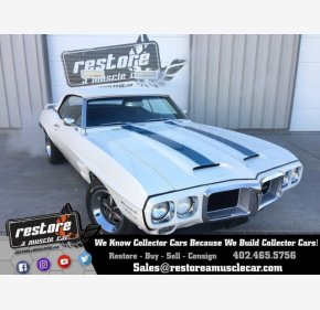 1969 Pontiac Firebird for sale 100984279