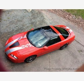 2002 Chevrolet Camaro for sale 100985256