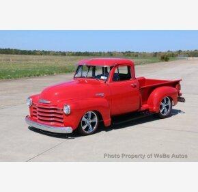 1952 Chevrolet 3100 Classics for Sale - Classics on Autotrader