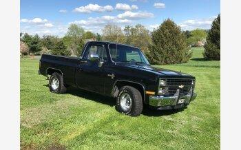 1984 Chevrolet C/K Truck Silverado for sale 100986308