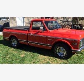 1972 Chevrolet C/K Truck for sale 100986864