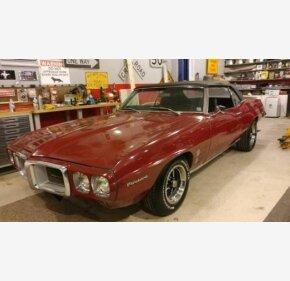 1969 Pontiac Firebird for sale 100988272
