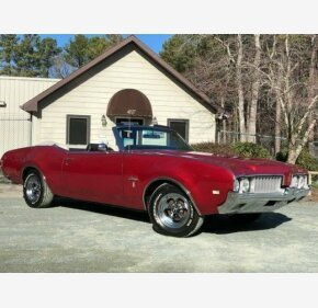 1969 Oldsmobile Cutlass for sale 100988285
