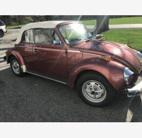 1978 Volkswagen Beetle Convertible for sale 100988450
