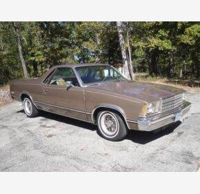 1979 Chevrolet El Camino for sale 100989360