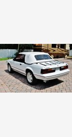 1984 Ford Mustang GLX V8 Convertible for sale 100989578