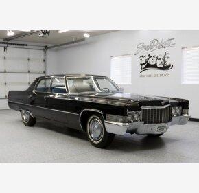 1970 Cadillac De Ville for sale 100989910