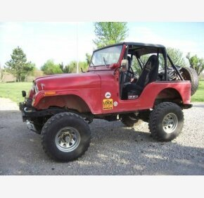 1973 Jeep CJ-5 for sale 100990017