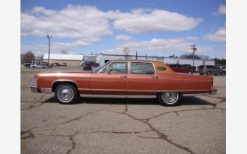 1977 Lincoln Other Lincoln Models for sale 100991528