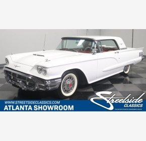 1960 Ford Thunderbird for sale 100991691