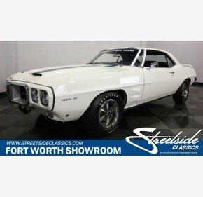 1969 Pontiac Firebird for sale 100994251