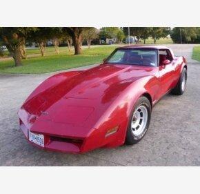 1981 Chevrolet Corvette Coupe for sale 100995975
