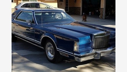 1977 Lincoln Mark V for sale 100995979