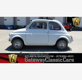 1971 FIAT 500 for sale 101000095