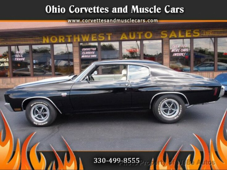 New Chevelle Ss >> 1970 Chevrolet Chevelle Ss For Sale Near Calverton New York 11933