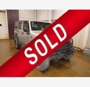 2007 Jeep Wrangler 4WD Unlimited Rubicon for sale 101000501