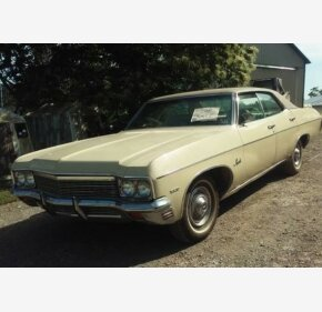 1970 Chevrolet Impala for sale 101000584