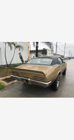 1967 Pontiac Firebird for sale 101000614