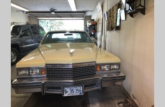 1979 Cadillac De Ville Coupe for sale 101000631