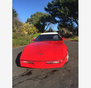 1989 Chevrolet Corvette Convertible for sale 101000999