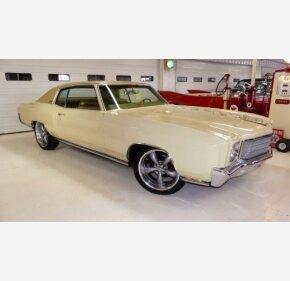 1970 Chevrolet Monte Carlo for sale 101001040