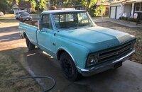 1967 Chevrolet C/K Truck Custom Deluxe for sale 101001310