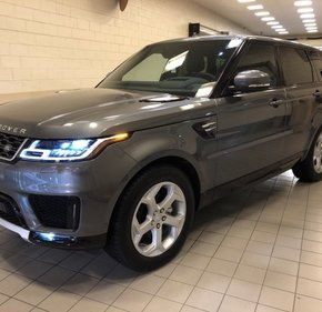 2018 Land Rover Range Rover Sport HSE for sale 101002298