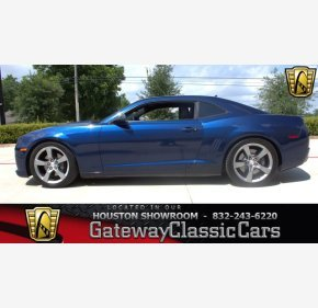 2010 Chevrolet Camaro SS Coupe for sale 101002330