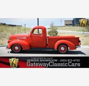 1941 Chevrolet Other Chevrolet Models for sale 101005176