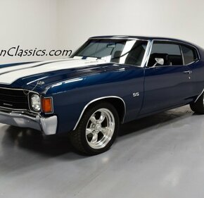 1972 Chevrolet Chevelle for sale 101005306
