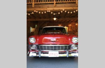 1956 Chevrolet Bel Air for sale 101005719