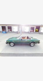 1979 FIAT Spider for sale 101006340