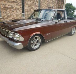 1962 Ford Ranchero for sale 101006804