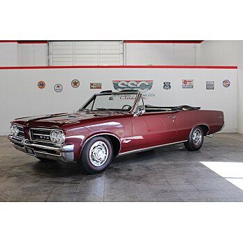 1964 Pontiac GTO for sale 101006837